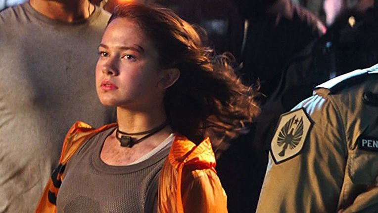 Pacific Rim Uprising Cailee Spaeny