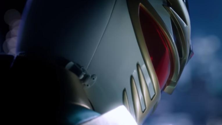 Power Rangers: Shattered Gridtrailer