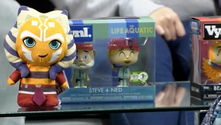 Funko at Emerald City Comic Con, ECCC 2018