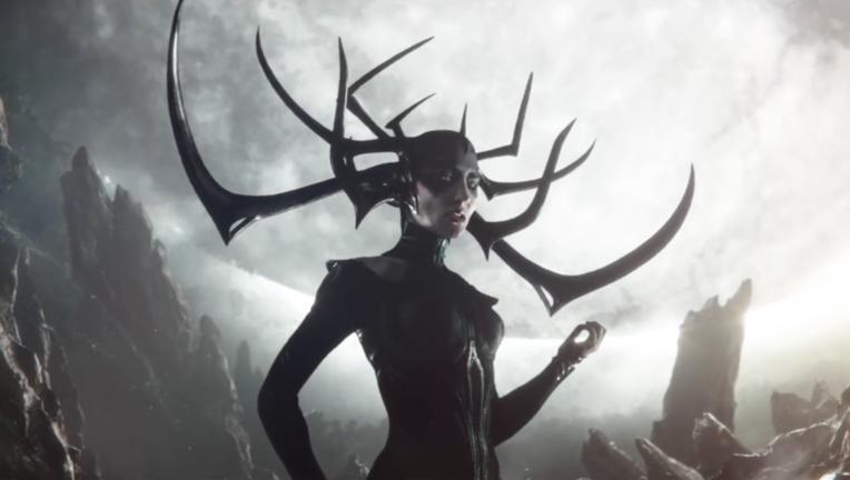 Hela, Thor: Ragnarok