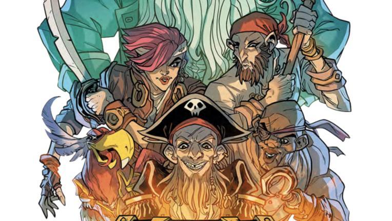Sea of Thieves comic
