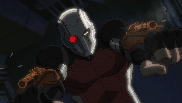 Suicide Squad: Hell to Pay Deadshot