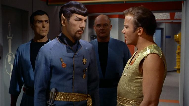 Star Trek Mirror Mirror SYFY WIRE screengrab