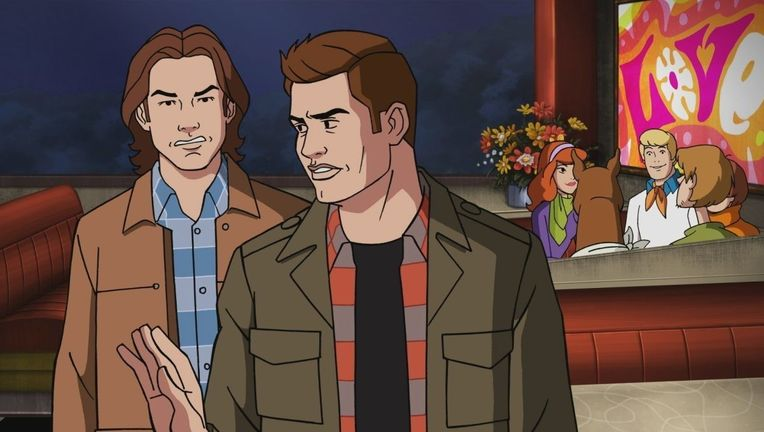 supernatural scooby doo photos 13
