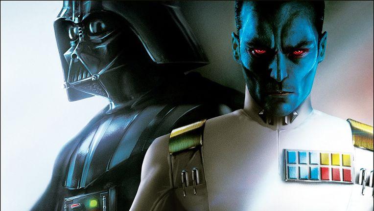 Star Wars- Thrawn: Alliances Cover