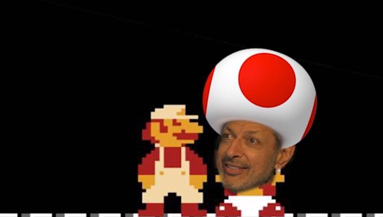 Jeff Goldblum Mario