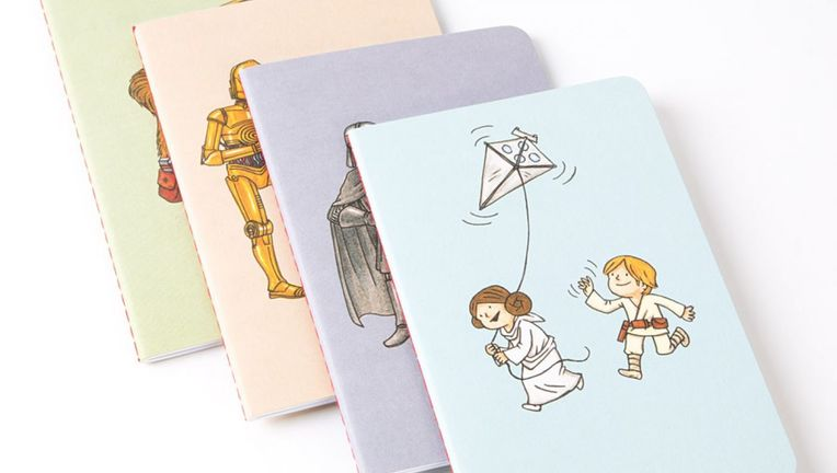 Darth Vader and Friends Journals Star Wars Jeffrey Brown