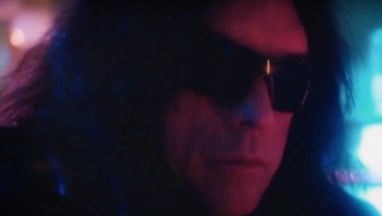 Tommy Wiseau, Scary Love