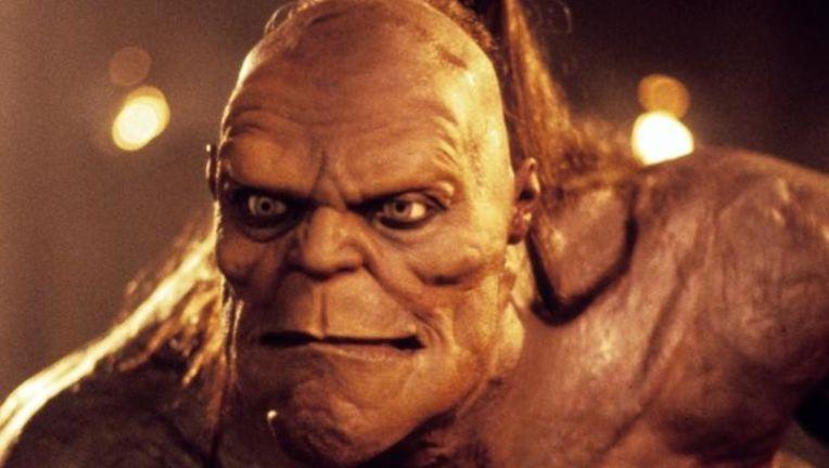 Goro from the Mortal Kombat movie