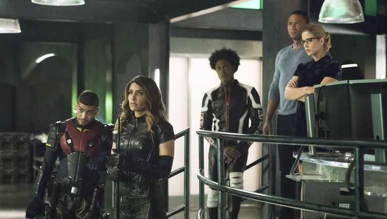 Arrow Team Season 6