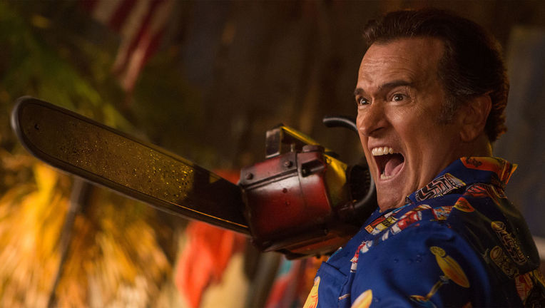 Bruce Campbell in Ash vs. Evil Dead