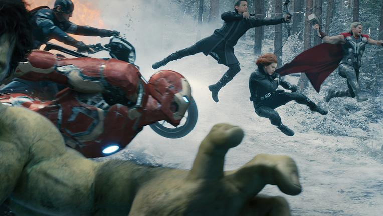 Age of Ultron, Avengers