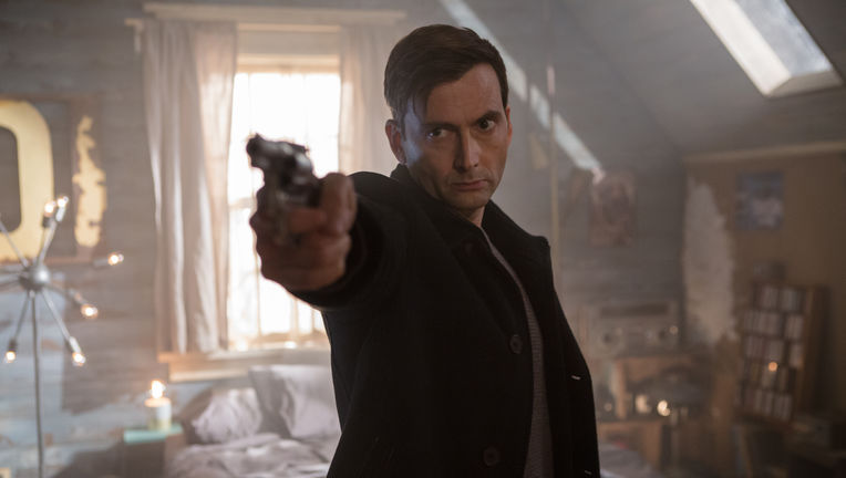 Bad Samaritan David Tennant