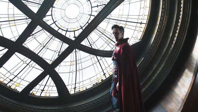 Doctor Strange hero