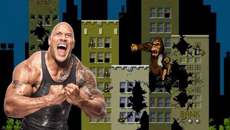 Fandom Files The Rock Rapage