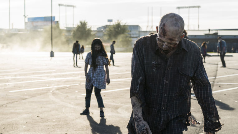 Fear the Walking Dead episode 402 - zombies