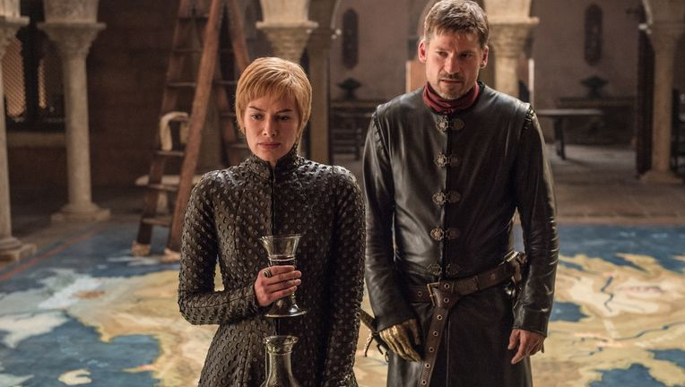 Game of Thrones Cersei and Jaime