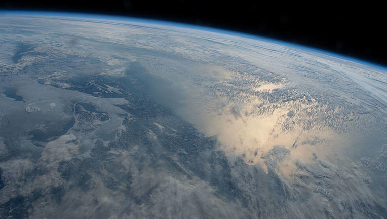 NASA image of Earth from space