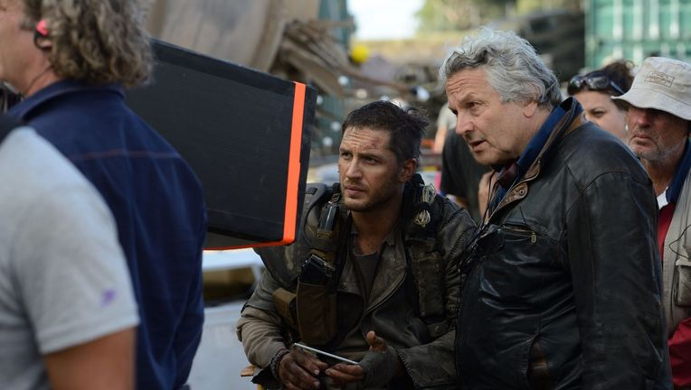 Mad Max: Fury Road Tom Hardy George Miller