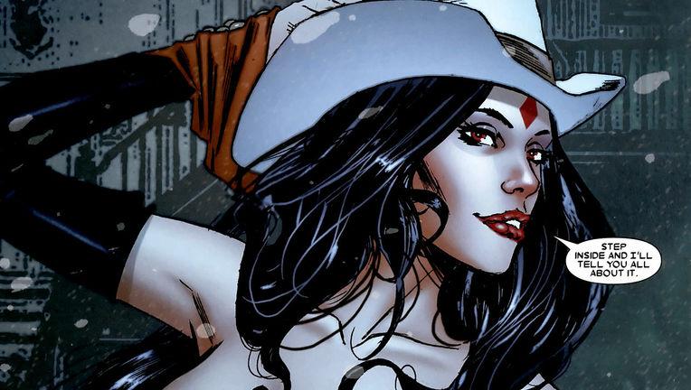 Miss Sinister Marvel Comics