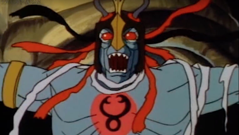 Mumm-Ra from ThunderCats (1980)