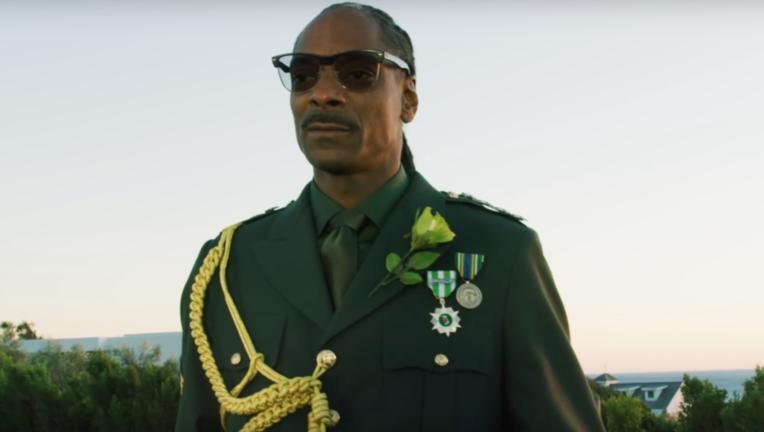 Snoop Dogg in Star Trek parody Unbelievable!!!!!