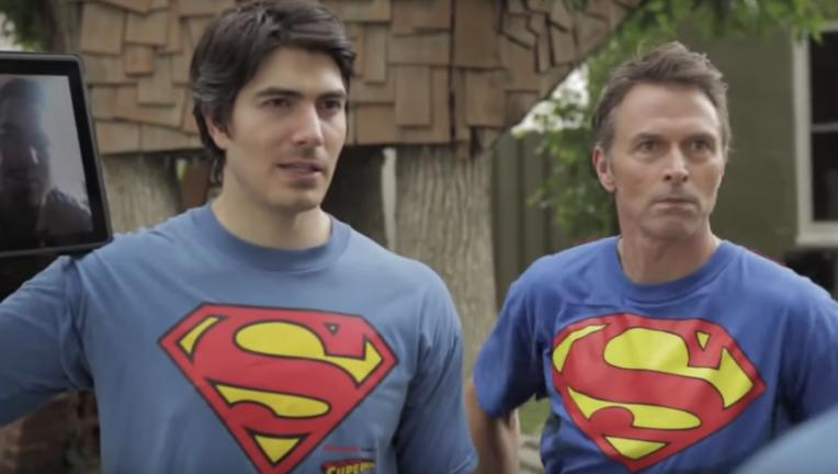 League of Superman screen grab