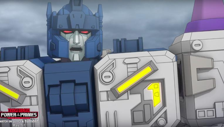 Transformers: Power of the Primes