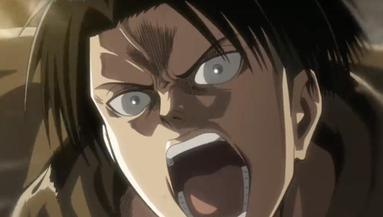 Levi Ackerman from the anime Attack on Titan
