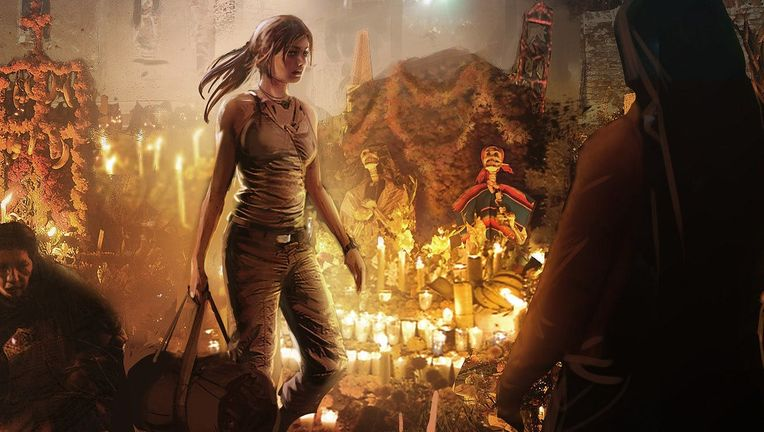 Shadow of the Tomb Raider - Lara