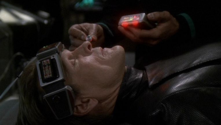 Luther Sloan, Star Trek, Section 31