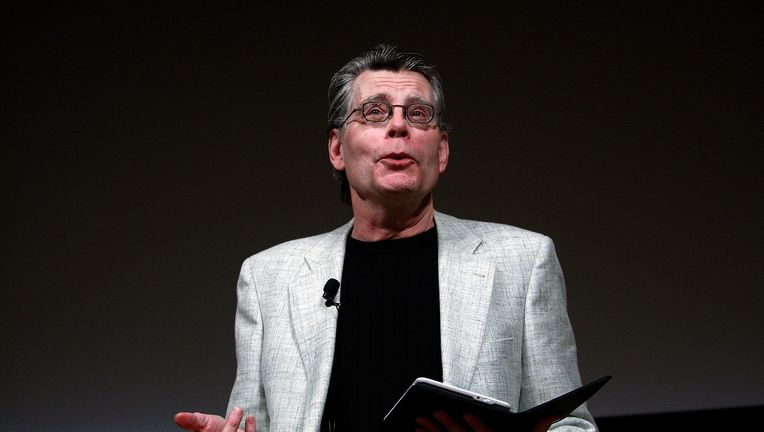 Stephen King Reading