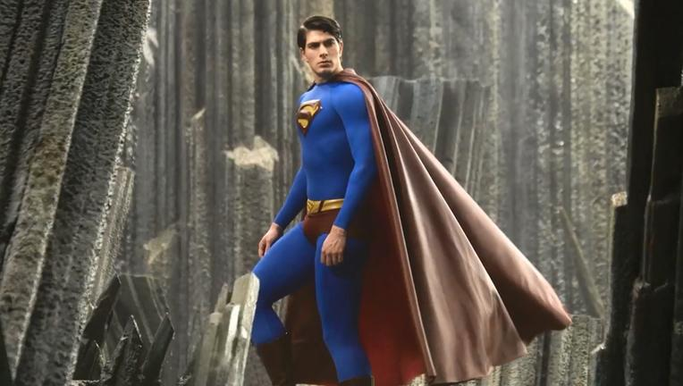Superman Brandon Routh Interview SYFY WIRE Screengrab