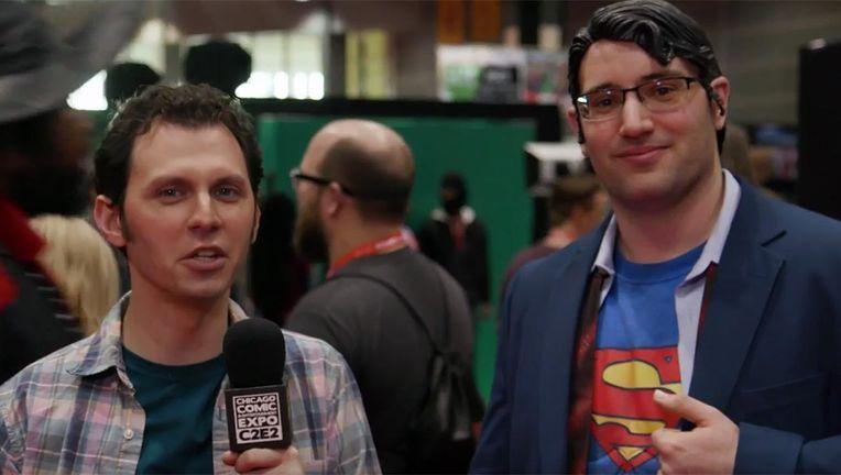 Superman relevant hero