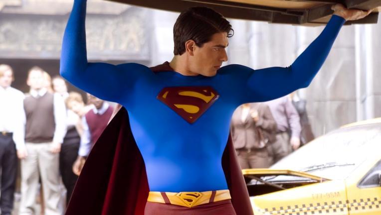 Brandon Routh Superman Returns