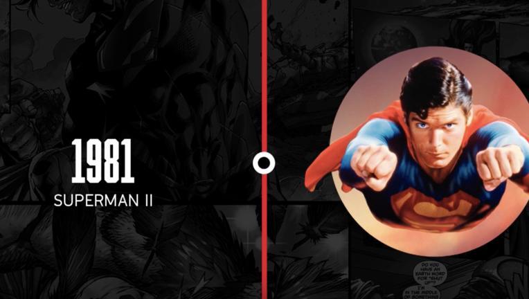 Superman Ultimate Timeline Hero