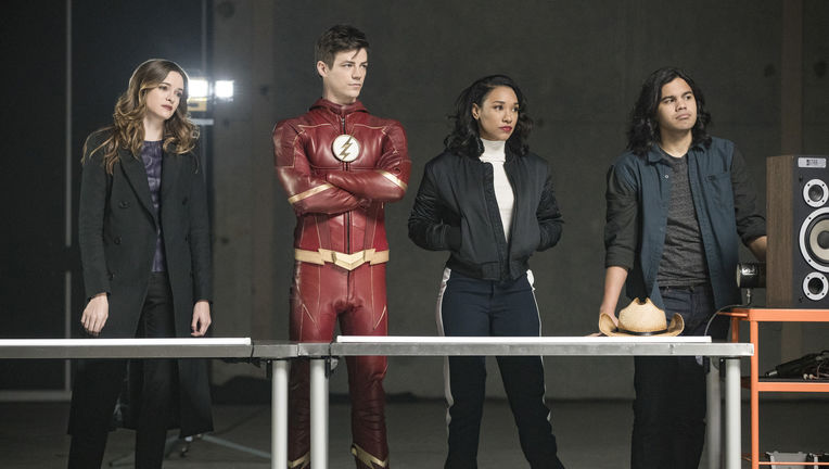 The Flash Crew