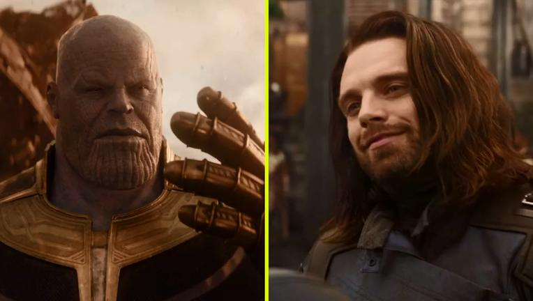 Who Won The Week Avengers Infinity War Edition