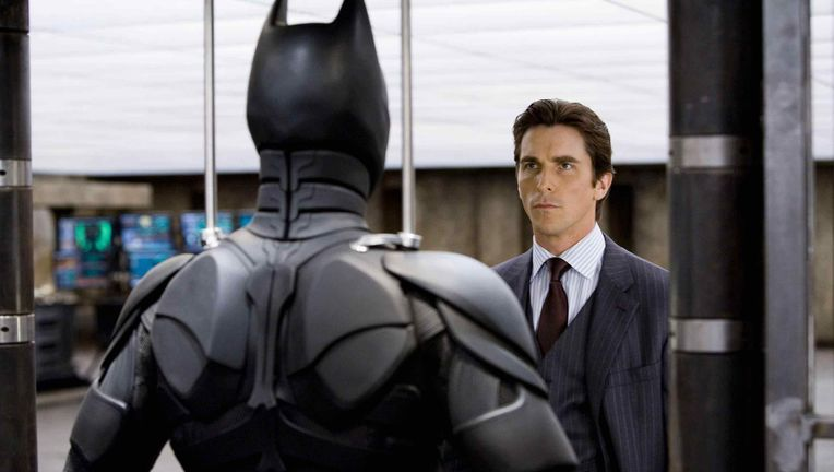 Christian Bale, Batman, Batman Begins