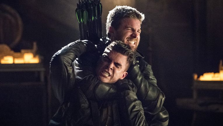 Arrow Oliver Queen, Adrian Chase