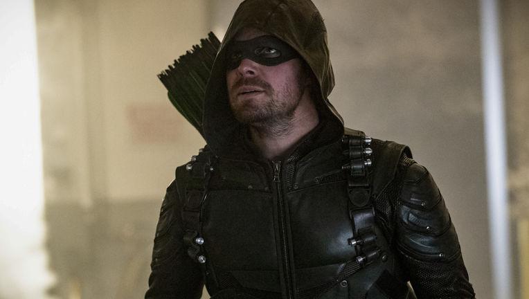 Arrow Stephen Amell Season 6