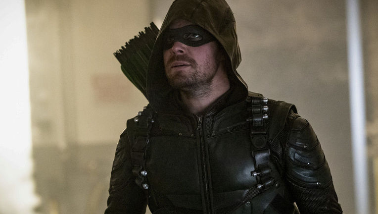Arrow, Stephen Amell