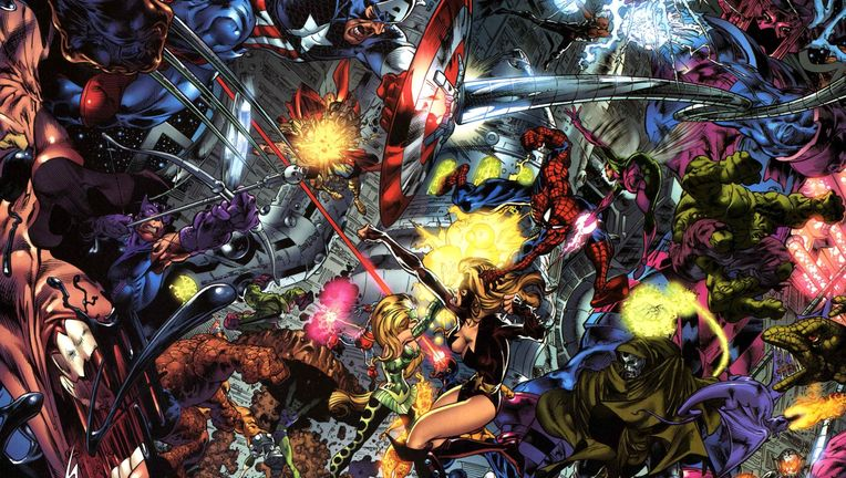 Marvel Secret Wars