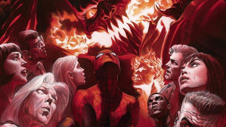Amazing Spider-Man 800