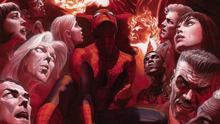 Amazing Spider-Man 800 Hero