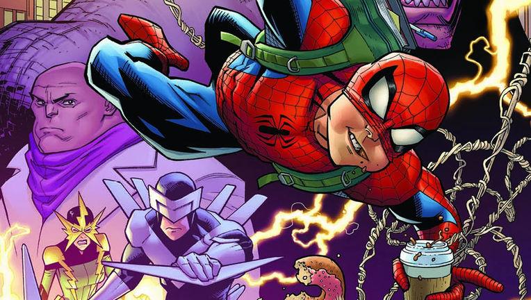 Amazing Spider-Man FCBD 2018 Hero