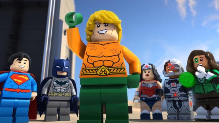 Aquaman: Rage of Atlantis LEGO DC Super Heroes