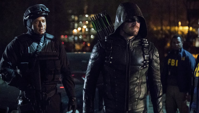 Arrow, Oliver, Diggle
