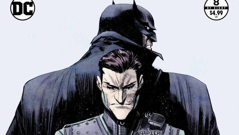 Batman White Knight #8 Hero