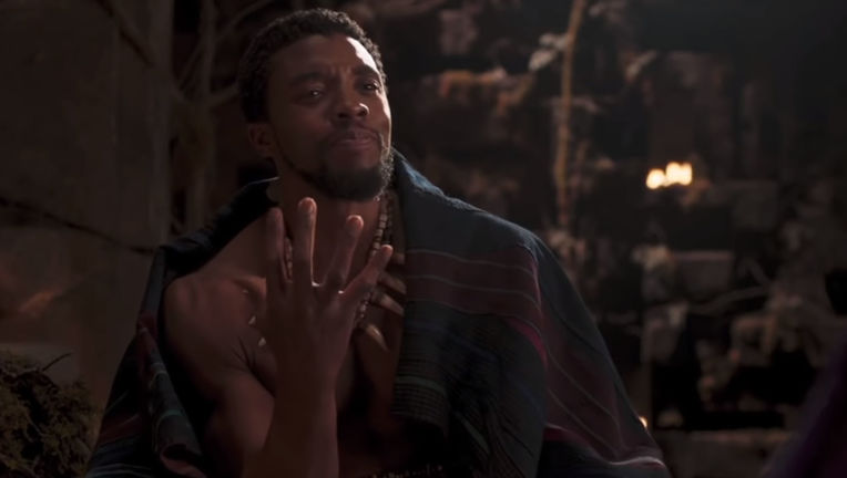 Black Panther deleted scene